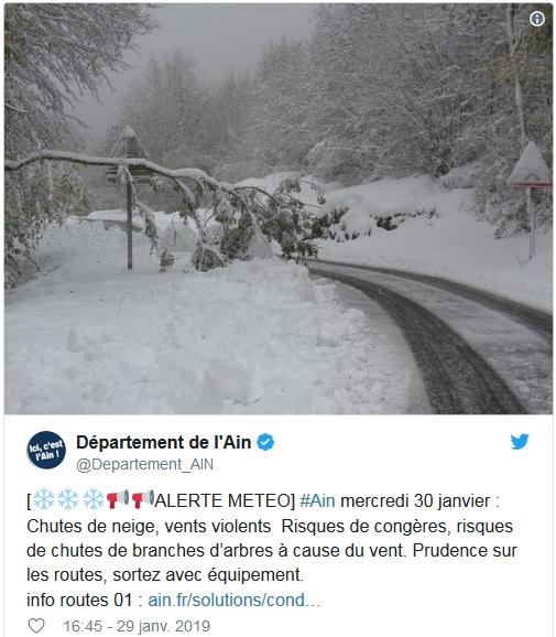 Meteo01 fr - Toute l'info météo dans l'Ain et en Rhône Alpes